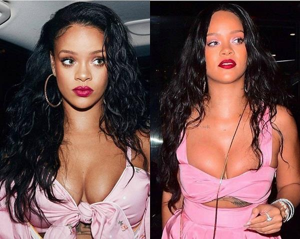 rihanna share hot pic