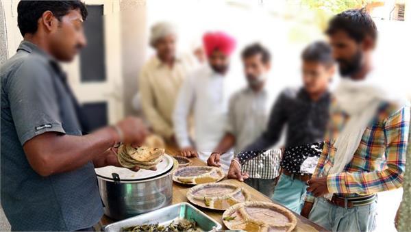 गरीबों के लिए बनी रसोई में खत्म होने लगा था खाना,इस व्यवस्था को करना पड़ा बंद