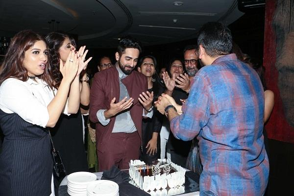 shubh mangal savdhan success party