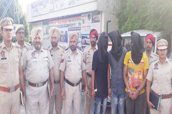 पुलिस की घेराबंदी के बाद कार स्नैचरों को अपने घर ले गया था गुरपिन्द्र