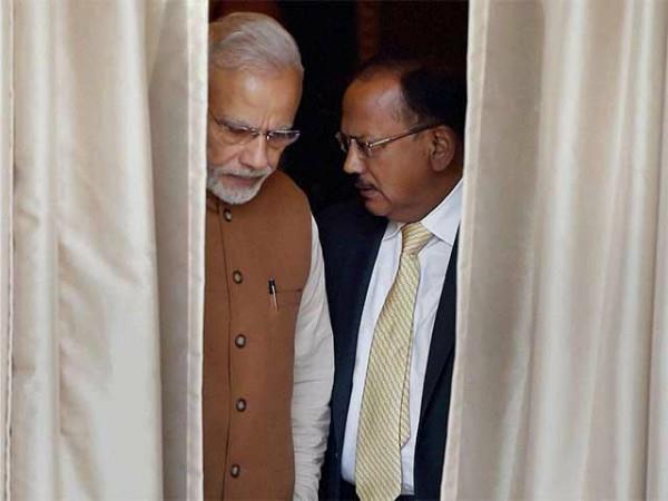 भारत के 'जेम्स बॉन्ड' पर पाक ने निकाली भड़ास, कहा-कामयाब नहीं होंगे डोभाल के इरादे