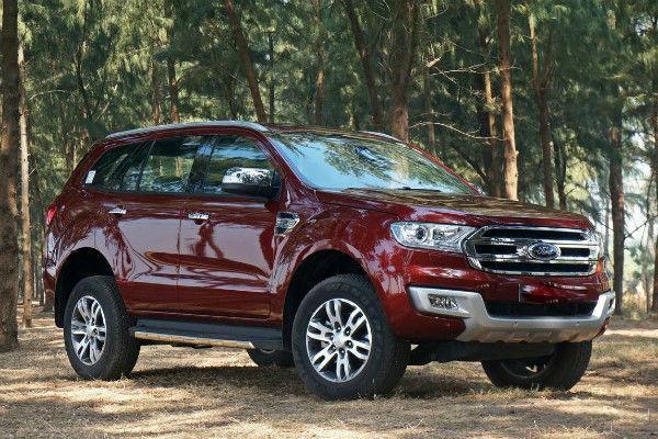 GST के बाद Ford एंडेवर की कीमतों में बढ़ौतरी