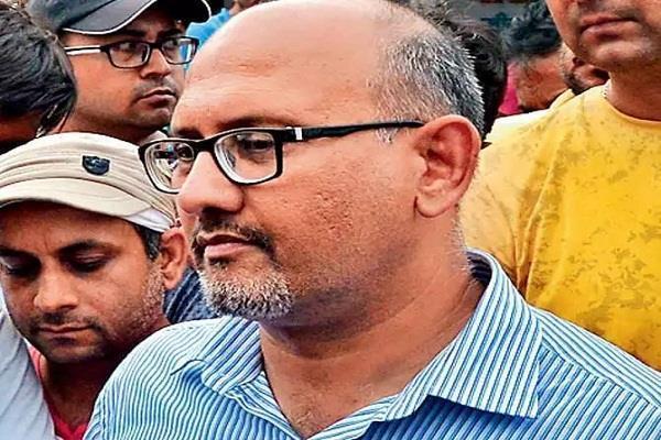 दंगे व देशद्रोह का आरोपी धीमान कोर्ट में पेश, 5 दिनों की पुलिस रिमांड में भेजा
