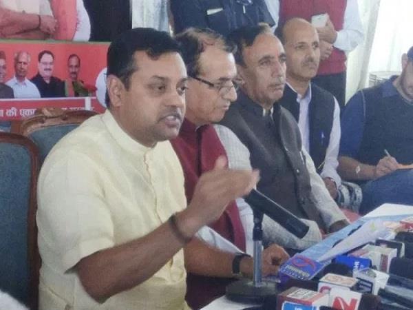 BJP प्रवक्ता संबित पात्रा ने दिया गुड़िया केस पर बड़ा बयान