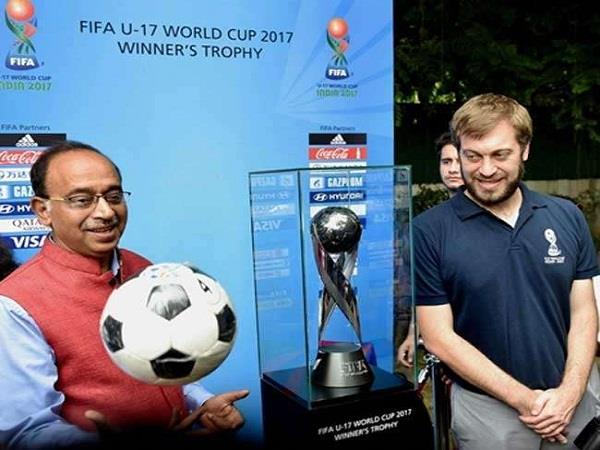 फीफा ने भारत से कहा- उद्घाटन समारोह की राशि खेल पर खर्च करें