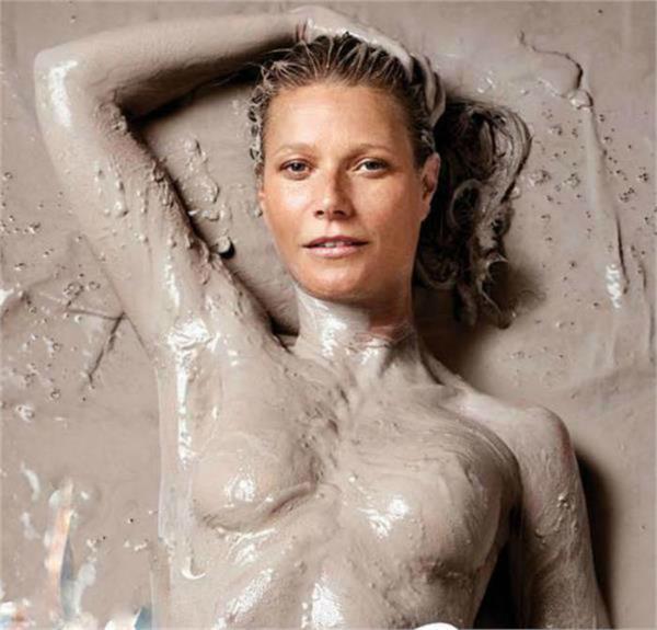 gwyneth paltrow nude photoshoot