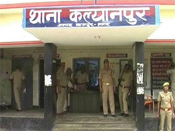 कानपुर में बम की सूचना के बाद हड़कंप, पुलिस कर रही जांच