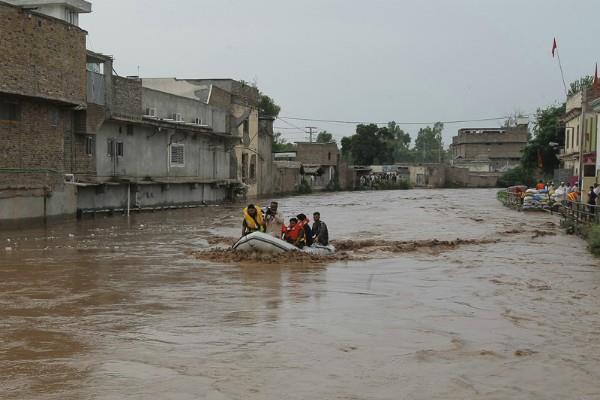 पाकिस्तान में मानसून की बारिश से 164 लोगों की मौत: एनडीएमए