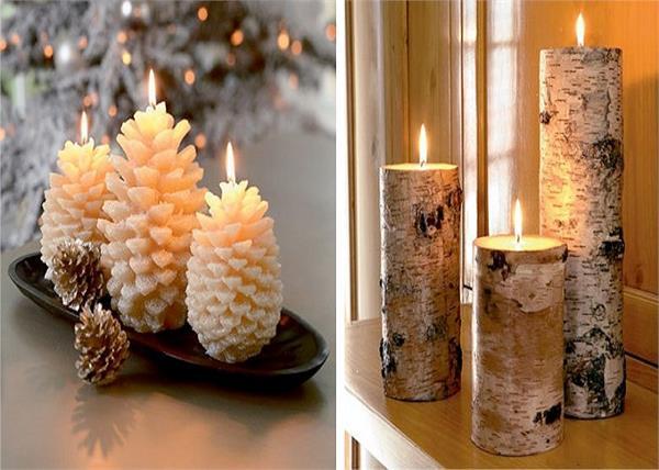 Candle Ideas: त्योहारों के मौके पर जगमगाएं अपना घर