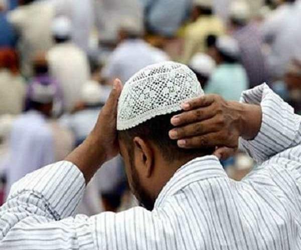 'मुसलमानाें का दमन कर रही है भाजपा'