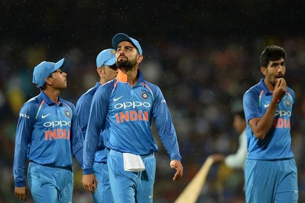 तीसरे वनडे पर भी बारिश का साया, पर अब तक बीमा नहीं