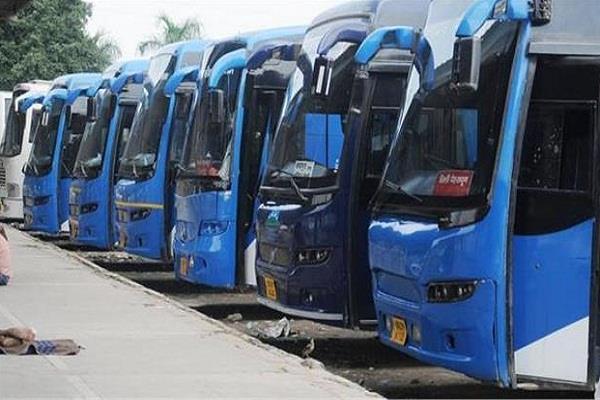 बसों की खरीद मामले में सरकार ने दिये जांच के आदेश