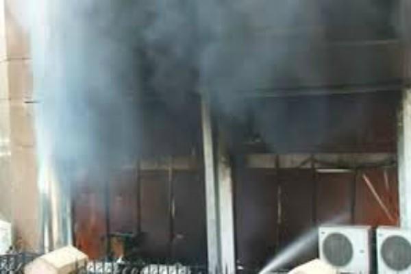 पाकिस्तान में सरकारी इमारत में लगी आग, 2 की मौत