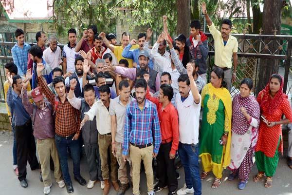 शिमला में फिर आएगी यह मुसीबत, सैहब कर्मचारियों ने किया बड़ा ऐलान