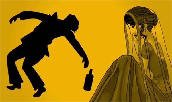 जबरदस्ती घर में घुसा नशे में धुत युवक, दो बहनों से की मारपीट