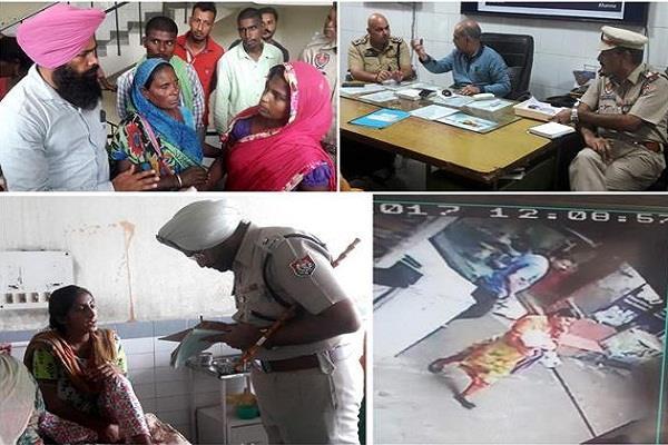 जनाना वार्ड में से अज्ञात महिला ने किया 16 दिन का नवजात बच्चा गायब, CCTV में कैद हुई महिला