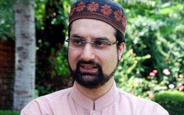 कश्मीर पर वाजपेयी फॉर्मूला अपनाए मोदी सरकार, तभी कुछ होगा : मीरवायज