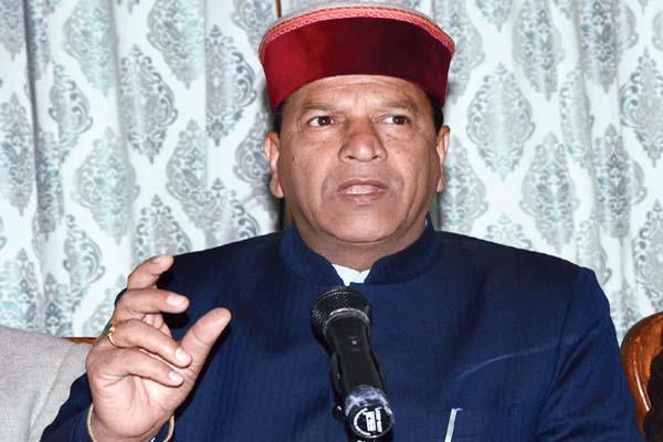 बिंदल का तीखा वार, कहा-CM ने किया नारी जाति का अपमान