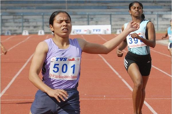 एशियाई खेलों की स्वर्ण पदक विजेता प्रियंका पंवार आठ साल के लिए प्रतिबंधित