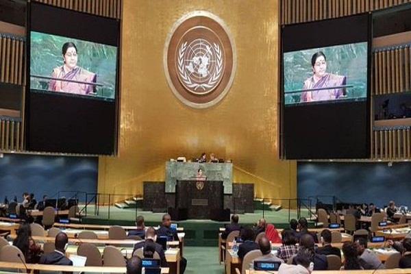 सुषमा ने विश्व मंच पर भारत का गौरव बढ़ाया : PM मोदी