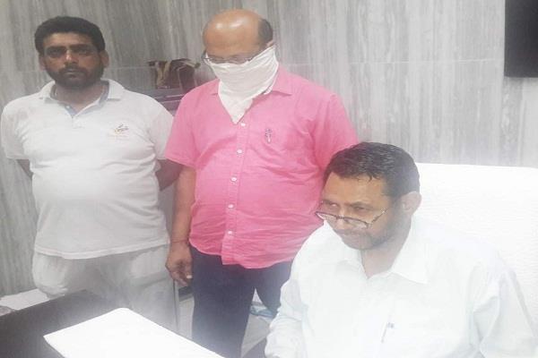 BDO बंगा रिश्वत लेता रंगे हाथों गिरफ्तार