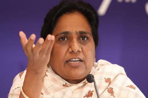 भाजपा में दलित, ओबीसी हमेशा ही आरएसएस के बंधुआ मजदूर बने रहेंगे: मायावती