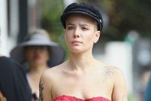 halsey bold pictures