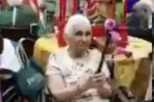 new jersey my indian nursing home navratri garba vedio viral