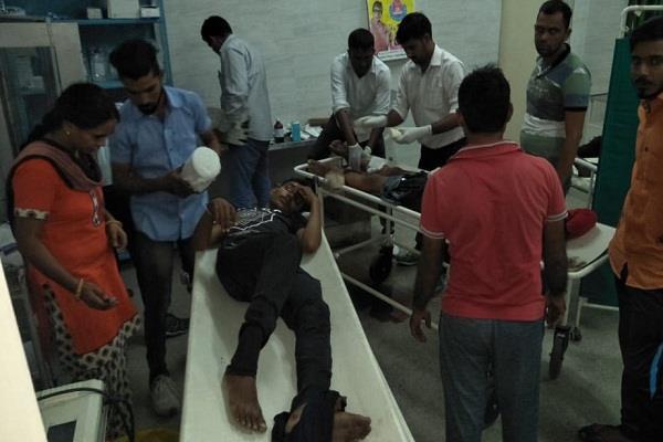 सालासर धाम जा रहे यात्रियों को अज्ञात वाहन ने रौंदा, दो की मौत