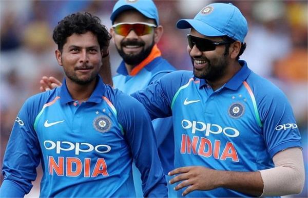 T20 : आॅस्ट्रेलिया ने भारत के सामने D/L मैथ्ड के तहत रखा 174 रनों का लक्ष्य