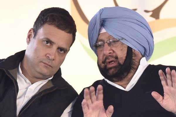 CM कैप्टन और जाखड़ ने की राहुल गांधी से बैठक, जानिए क्या हुई चर्चा(Watch Video)