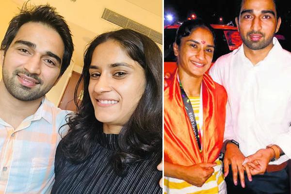 विनेश फोगाट ने रचाई मेहंदी, 13 दिसंबर को लेंगी सोमवीर के साथ सात फेरे
