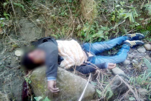 पुल के नीचे संदिग्ध परिस्थितियों में मिला युवक का शव, पुलिस जांच में जुटी