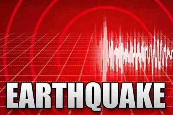 ईरान के पश्चिमी भाग में महसूस किए गए भूकंप के झटके