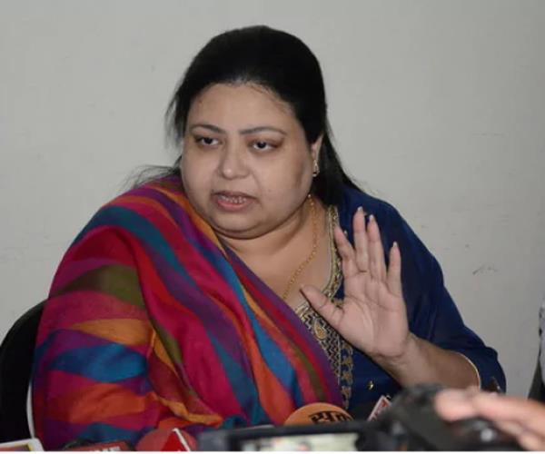 शपथ ग्रहण के फौरन बाद गिरफ्तार हुईं BSP नेता शहला ताहिर, जानिए पूरा मामला