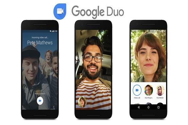गूगल Duo में जल्द शामिल होगा ग्रुप कॉलिंग फीचर