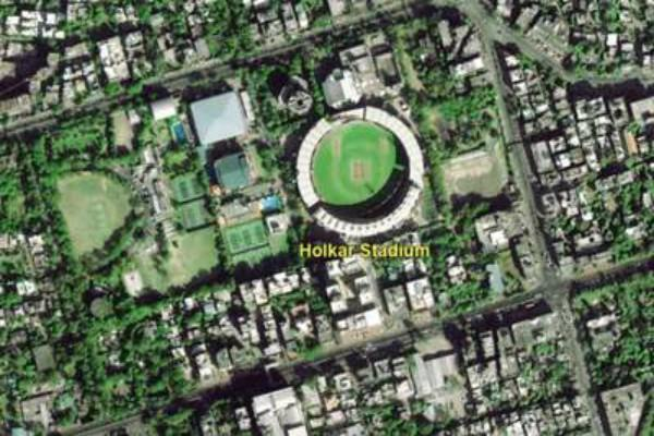 ISRO ने कार्टोसैट-2 श्रृंखला के उपग्रह की पहली तस्वीर जारी की, दिख रहा है इंदौर का स्टेडियम