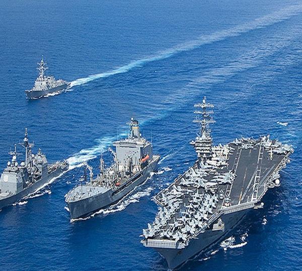 हिन्द महासागर के नौसैनिक अभ्यास में भारत करेगा अभूतपूर्व प्रदर्शन