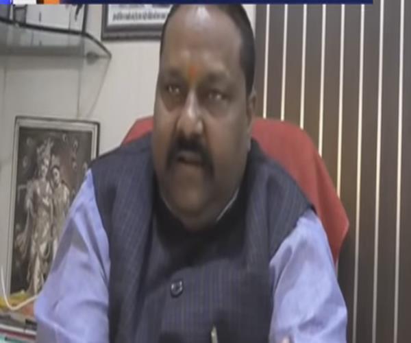 आगरा में BJP नेता हुआ बेपर्दा, अॉडियो वायरल