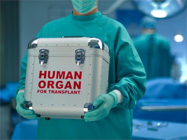 PGI में इस वर्ष का पहला ओर्गन ट्रांसप्लांट, 5 लोगों को मिली नई जिंदगी