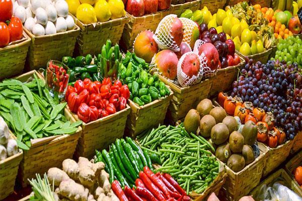 फल, सब्जियों के निर्यात में गिरावट, 15 प्रतिशत की आई कमी