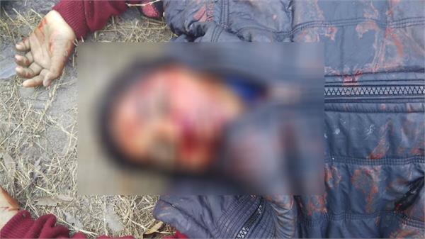 स्कूल से बंक मारना छात्रों को पड़ा भारी, हादसे में एक छात्र को मिली दर्दनाक मौत