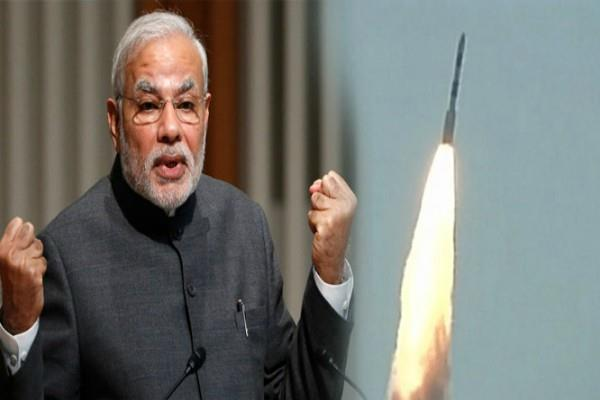 100वीं सैटेलाइट लॉन्च पर पीएम मोदी और राष्ट्रपति ने ISRO सहित पूरे देश को दी बधाई