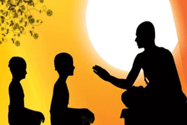 उपदेश का अमृत प्राप्त करने के लिए पहले मन को करें शुद्ध