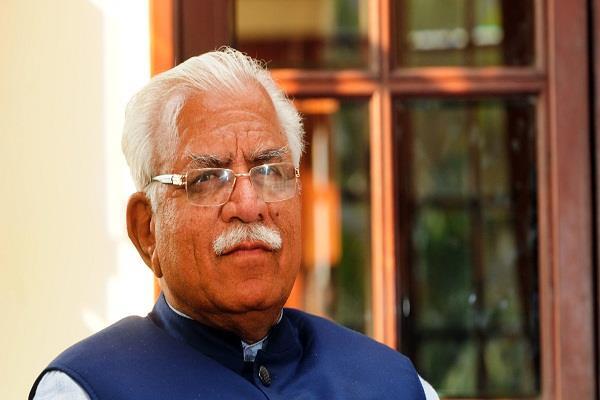 अब हरियाणा में STF करेगी मोस्ट वांटेड अपराधियों का सफाया, CM खट्टर ने दी मंजूरी