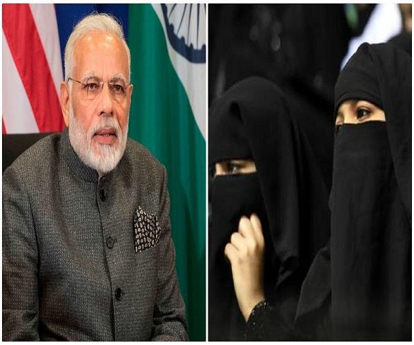 'औरत हमारी तलाक हमारा, प्रधानमंत्री मोदी क्यों ले रहे हैं ठेका'