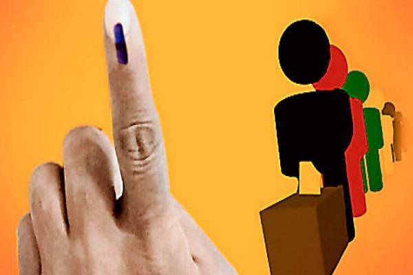 राज्य चुनाव आयोग द्वारा, रिक्त सीटों पर उपचुनाव का कार्यक्रम जारी