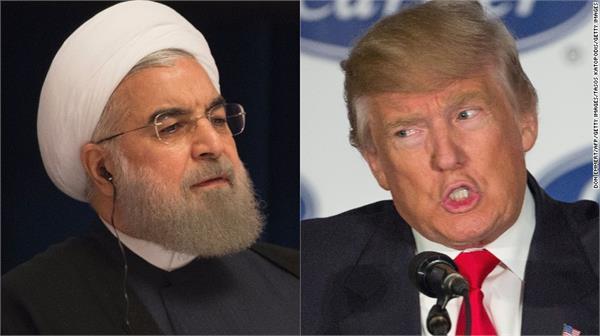 ट्रंप ने ईरान को दिया आखिरी मौका