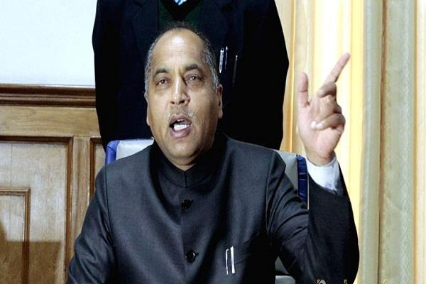 जयराम सरकार ने फिर किया बड़ा फेरबदल, बदले SDM अधिकारी