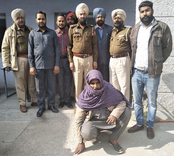550 नशीली गोलियों सहित एक गिरफ्तार
